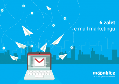 6 zalet e-mail marketingu