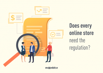 Does every online store need the regulation?