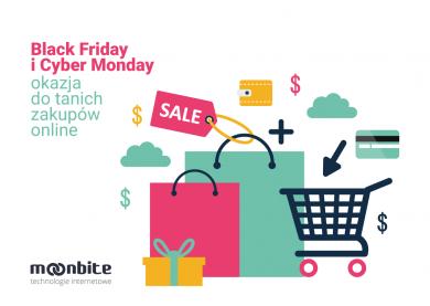 Black Friday i Cyber Monday – okazja do tanich zakupów online