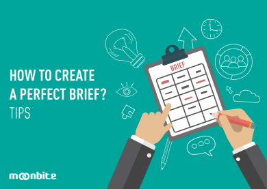 How to create a perfect brief? Tips