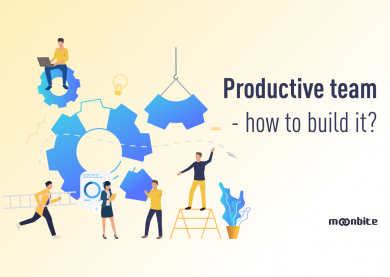 Productive team – how to build it?