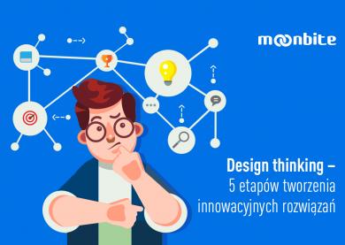 Design thinking – 5 etapów tworzenia innowacyjnych rozwiązań