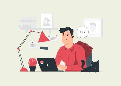 Praca zdalna w branży IT - jakie są jej zalety dla pracodawcy?