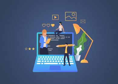Tworzenie treści przez sztuczną inteligencję: czy to przyszłość content marketingu?