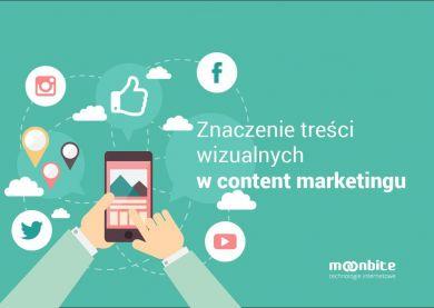 Visual content marketing, czyli elementy wizualne w kampanii