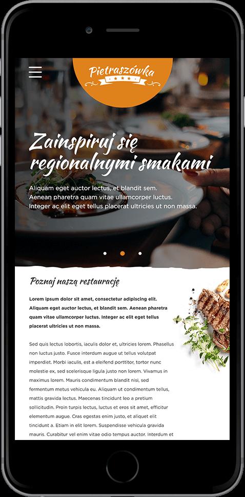 Restauracja Pietraszówka